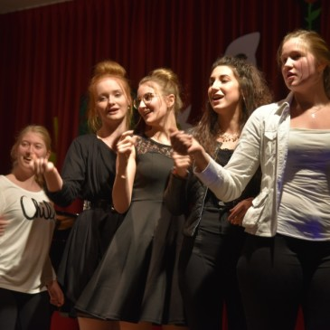"Tolle ""Musical Night"" im EHJ BORG Bad Aussee"