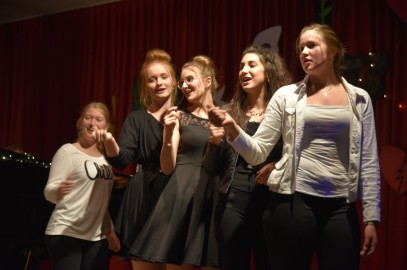 """Tolle """"Musical Night"""" im EHJ BORG Bad Aussee"""