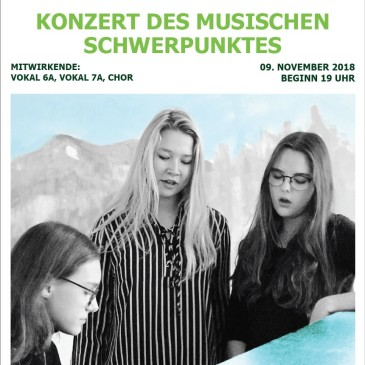 Musical Night – BORG Bad Aussee